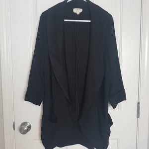 Wilfred Jackets & Coats - Wilfred Chevalier Jacket with Satin Lapel Sz 8